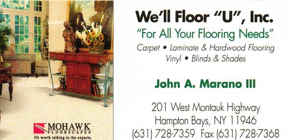 We Ll Floor U 201 West Montauk Highway Hampton Bays Ny